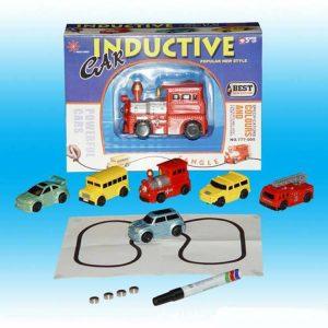 Inductive Toys Car (Xe ô tô chạy theo nét bút vẽ)