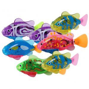 Đồ chơi cá điện tử thần kỳ biết bơi Robo Fish