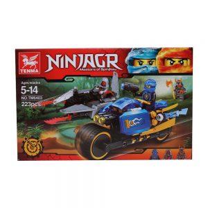 Bộ đồ chơi ghép hình Tenma Ninjagr (223 chi tiết)