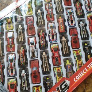 Bộ đồ chơi 50 chiếc ô tô mô hình