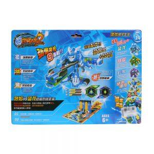 Đồ chơi Robot đại chiến dũng mãnh (Robot biến hình)