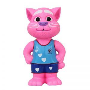 Mèo Tom Thông Minh Biết Kể Chuyện (Mèo Mặc Áo)