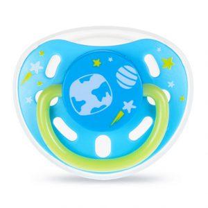 Ty ngậm dạ quang Kidsme size S (Dành cho các bé từ 3 tháng tuổi)