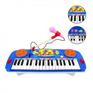 Đàn Organ Điện Tử Kèm Micro ( Loại nhiều phím)