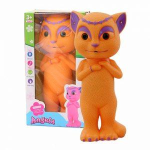 Mèo Gái Angela Biết Hát, Kể Chuyện (Mèo Gái Lớn)