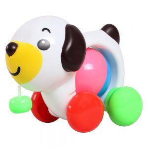 Đồ chơi thú cưng tinh nghịch Cún ngố Sato (Có xúc xắc vui nhộn)