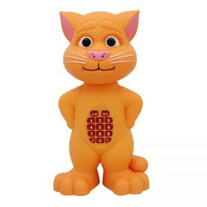 Đồ Chơi Mèo Tôm Kể Chuyện Điện Thoại Lớn
