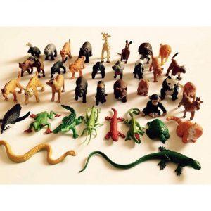Đồ chơi bộ mô hình động vật hoang dã Safari