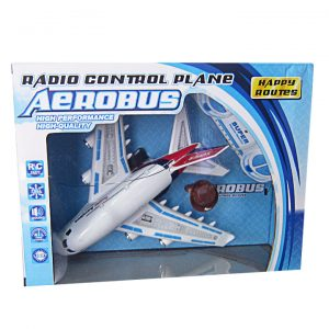 Đồ chơi mô hình máy bay Airbus A380 có điều khiển 529-20