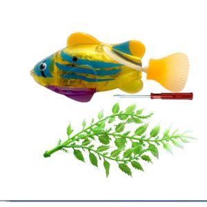 Combo 5 chú cá cảnh điện tử Robo Fish thế hệ mới 2.0