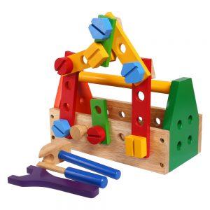 Bộ đồ chơi đồ nghề sửa chữa thông minh