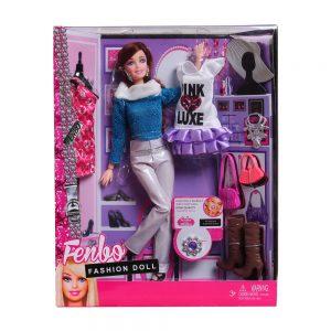 Bộ đồ chơi hộp búp bê thời trang 029