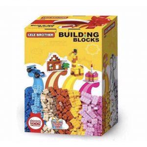 Bộ đồ chơi Lego LELE BROTHER 1000 chi tiết (Mẫu mới 2020)