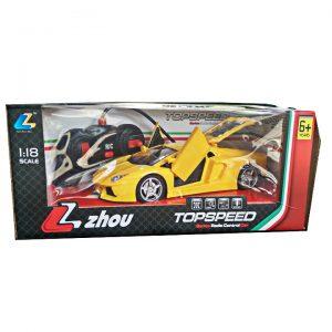 Bộ đồ chơi siêu xe ô tô điều khiển LZ-K1/48