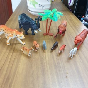 Đồ chơi mô hình các con vật thú rừng to H642