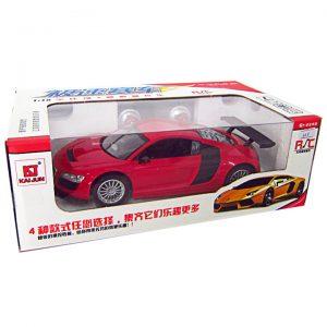 Bộ đồ chơi xe ô tô điều khiển từ xa 2012-1