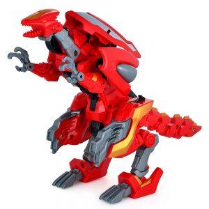 Đồ chơi mô hình siêu nhân Robo Saviors (màu đỏ)