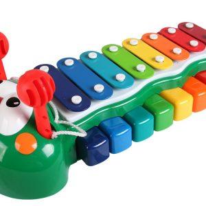 Đồ chơi đàn gõ piano Little Tikes hình con sâu