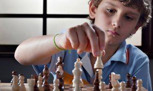 Tuổi trẻ rèn trí thông minh bằng cờ vua