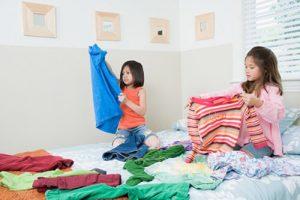 Có nên để trẻ làm việc nhà?
