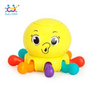 Bóp chíp bạch tuộc đáng yêu Huile Toys