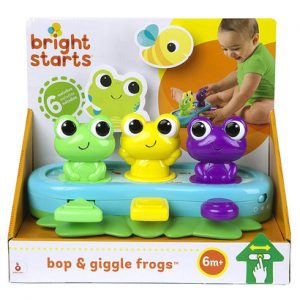 Đồ chơi ếch ộp ộp vui vẻ Bright Starts