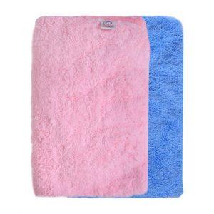 Khăn tắm Bibo's 70 x 90 cm (xanh và hồng)