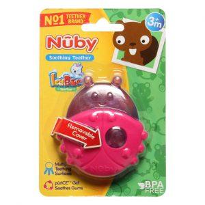 Gặm nướu gel lạnh Nuby (dùng cho trẻ 3m+)
