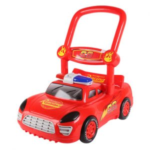 Xe tập đi ô tô BY (màu đỏ nổi bật)