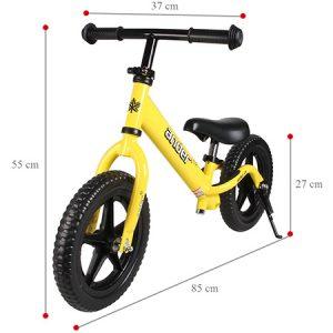 Xe thăng bằng Ander Pro (màu vàng)