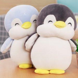 Thú bông Chim cánh cụt M65 (bông mềm mại)
