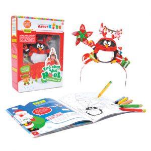 Hộp đồ chơi vui Noel Kibu(dành cho bé gái)