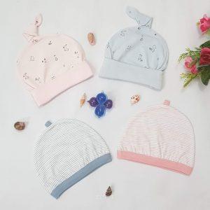Mũ cotton Mio dành cho bé sơ sinh