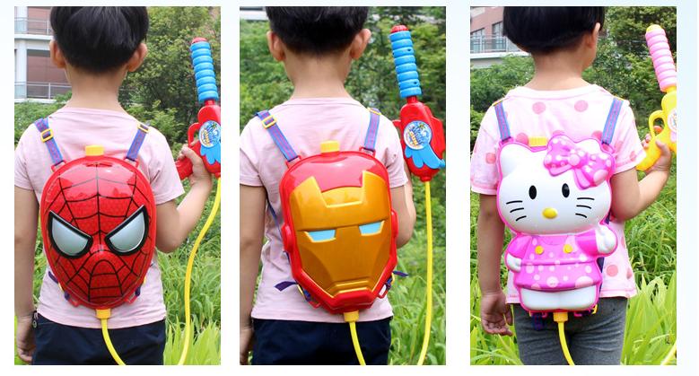 Balo súng nước cho bé (Có nhiều hình) - LinhAnhKids.com