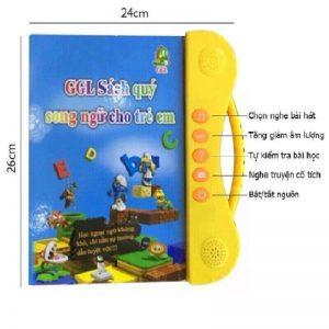 Sách điện tử song ngữ ANH – VIỆT Smart book