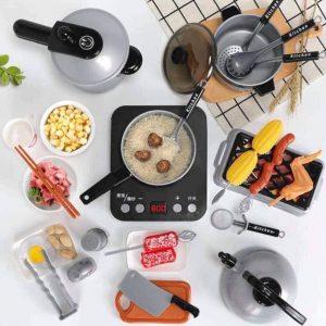 Bộ nấu ăn trẻ em 36 chi tiết
