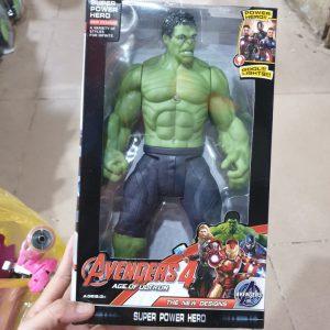 Mô hình siêu anh hùng Avengers