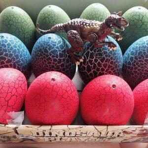 Đồ chơi trứng khủng long (12 con)