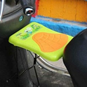 Ghế ngồi gấp gọn xe máy (xe ga, xe số)