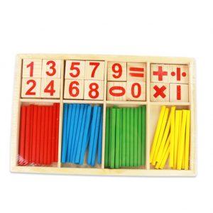 Bộ dụng cụ học toán cho bé