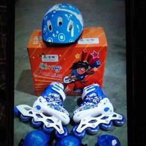 Giày Trượt Patin Đủ Bộ Cho Trẻ Em