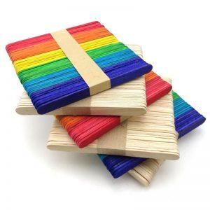 Que kem sơn các màu hoặc gỗ mộc