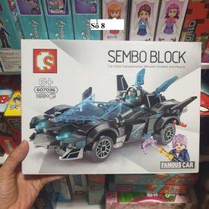 Đồ chơi lego lắp ráp sáng tạo ( Nhiều Mẫu)