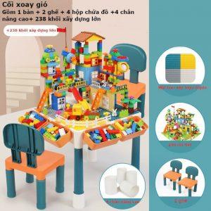 Bàn Giáo Dục Đa Năng+ Lego Theo Từng Chủ Đề