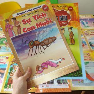Set 20 cuốn truyện cổ tích cho bé