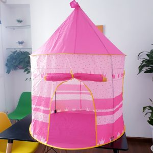 Lều công chúa, hoàng tử (hồng, xanh tím than)