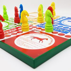 Bộ đồ chơi cờ cá ngựa (chất liệu cao cấp)