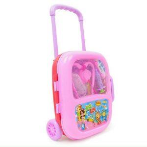 Bộ đồ chơi bé làm bác sĩ (có vali kéo, nhựa cao cấp)
