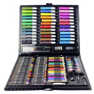 Hộp bút màu 150 chi tiết (chất liệu cao cấp)