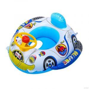 Phao vô lăng an toàn cho trẻ bơi lội (chất liệu nhựa an toàn)